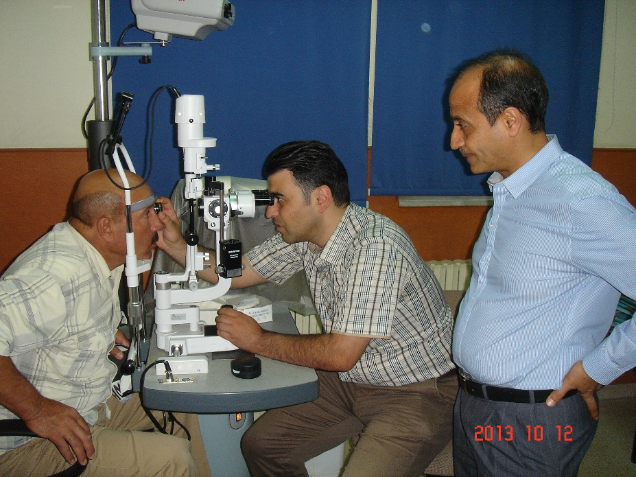 Diabetic retinopathy diagnosis and treatment