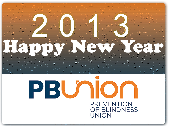 PBU NEW year card 2013