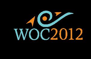 WOC2012 logo